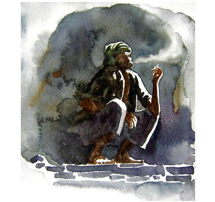 Des sources du Gange au Kalindi Khal