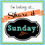 Share it Sunday Linking 150