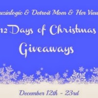 12 Days of Christmas Giveaways