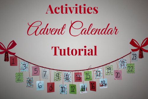 advent calendar feature