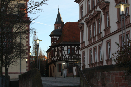 aschaffenburg city