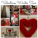 winter valentines feature 150x150 Christmas Mantel Decor