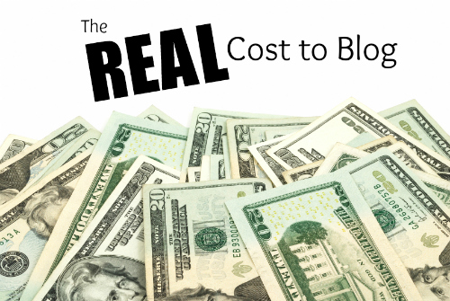 {Blog Tips} The Real Cost to Blog