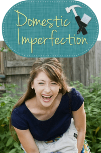 Domestic Imperfection on Home Tour Tuesdays