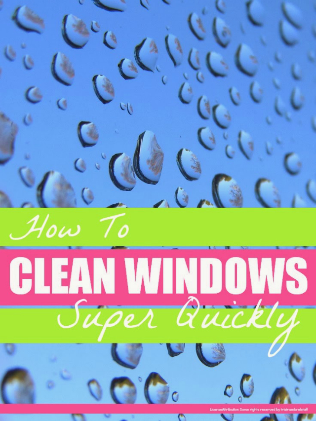 HowToCleanWindows