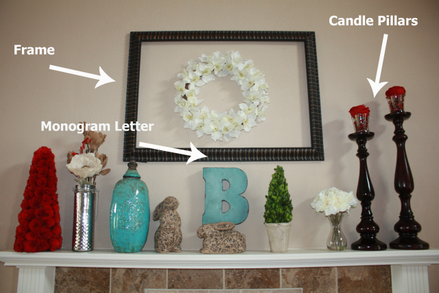 swing into spring mantel standards
