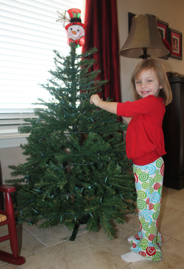 Emmas own tree