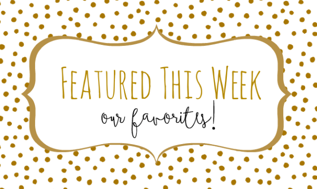 New Sunday Features Favorties
