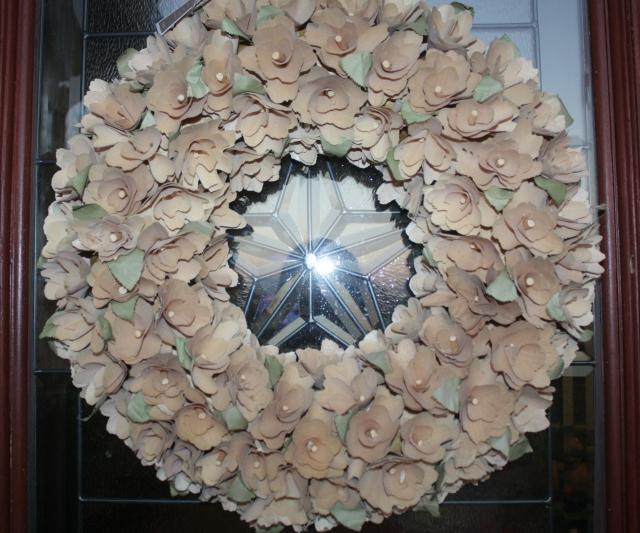 Fall Decor Ideas Front Door Wreath