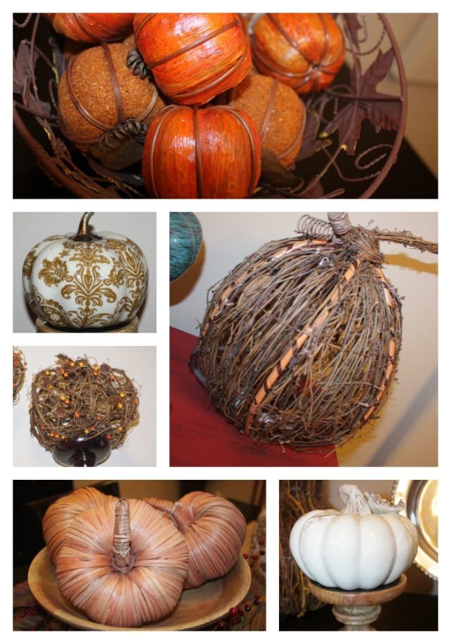 Fall Decor Ideas Pumpkins