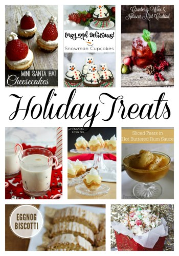 Holiday Treats at Sunday Features {55}