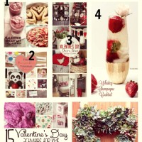 Valentines Day Inspiration at Sunday Features {63}
