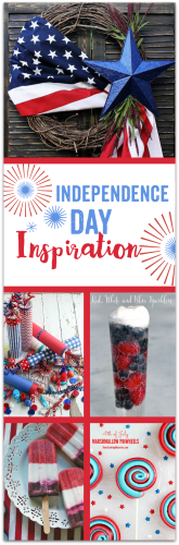 4th of July Inspiration at Sunday Features {83}