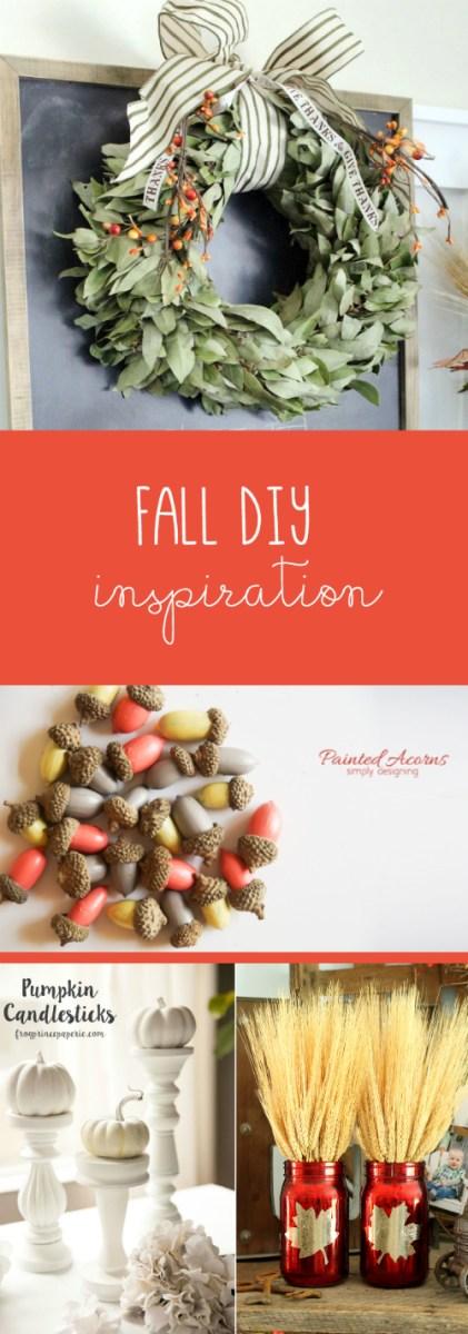 Fall DIY Inspiration at Sunday Features {95}