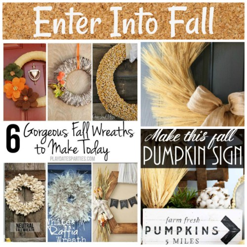 Enter into Fall at Sunday Features {141}
