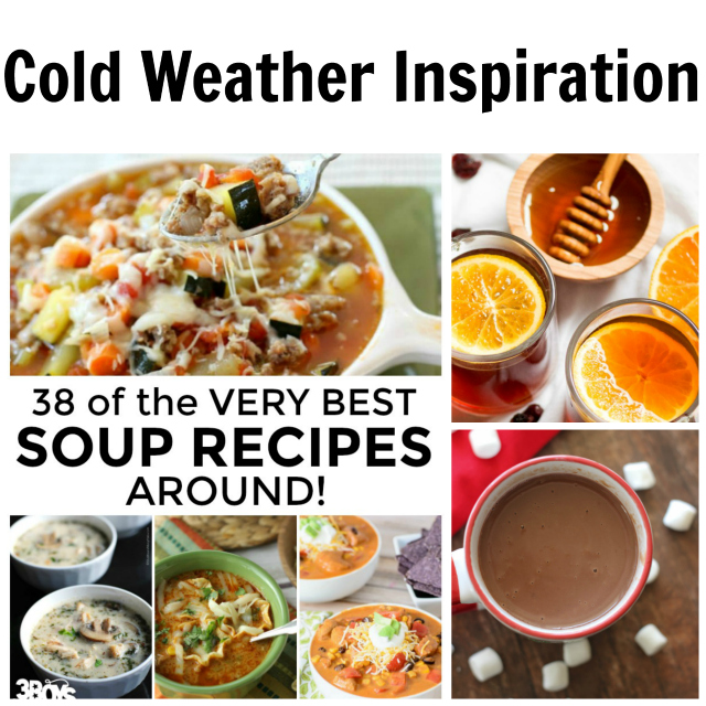 cold weather inspiration