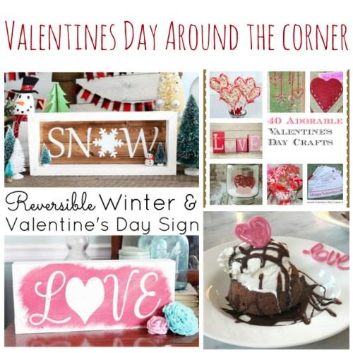 Valentines Day is Around the Corner at Sunday Features {161}