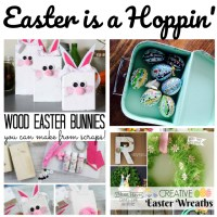 Easter is a Hoppin at Sunday Features {168}
