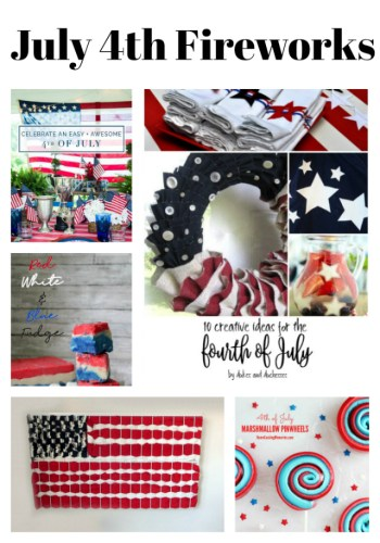 July 4th Fireworks at Sunday Features {183}