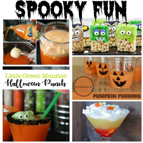 Spooky Fun at Sunday Features {197}