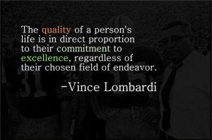 commitment Lombardi