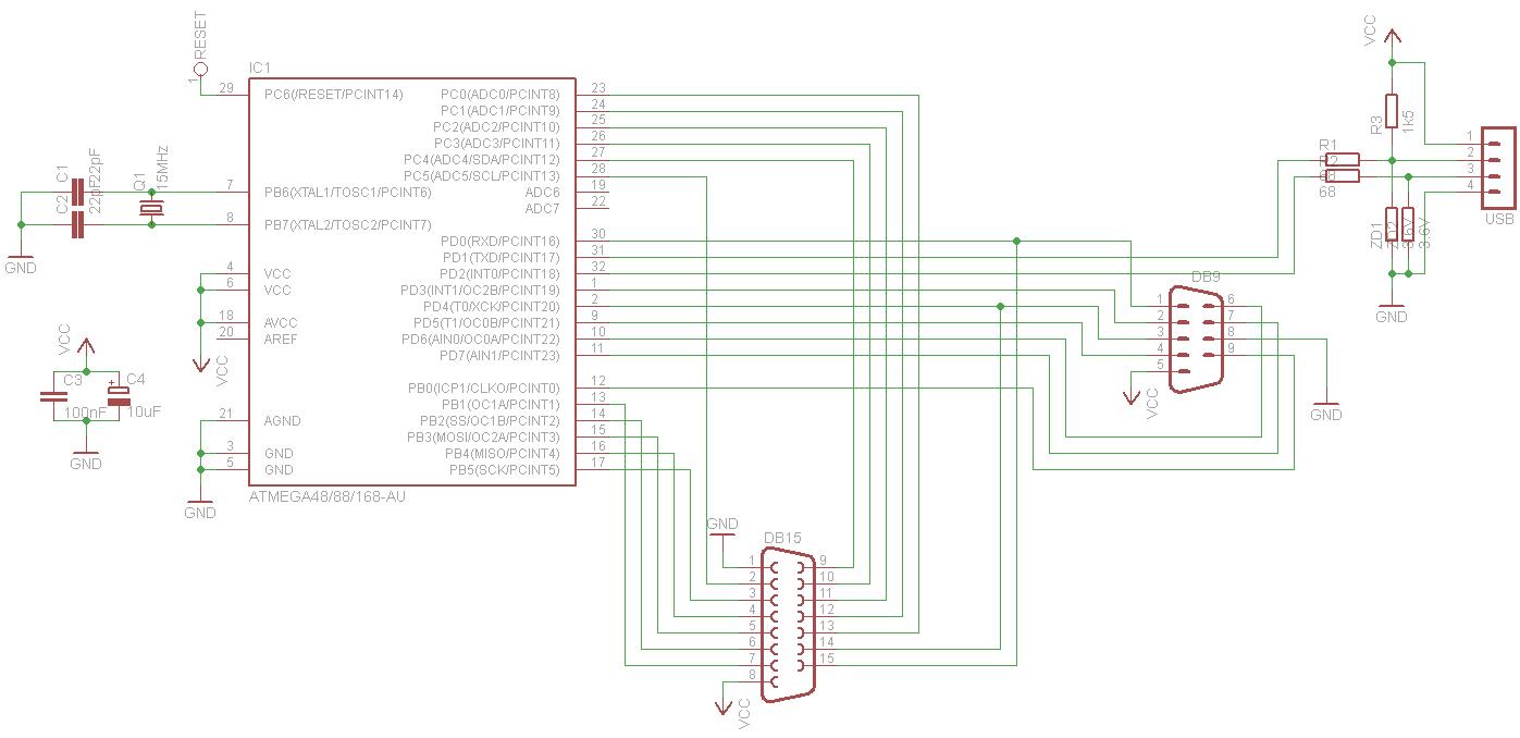 kinect wiring diagram