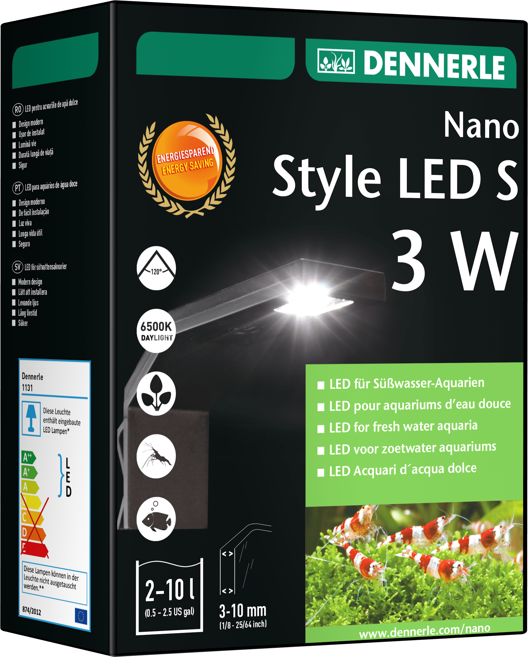 Eclairage Led Dennerle Nano Style Led Dennerle