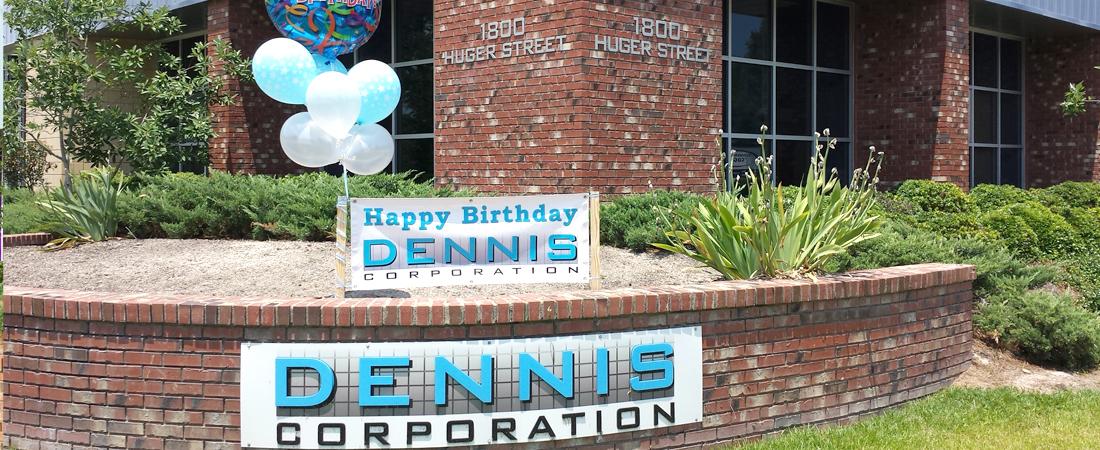 Dennis Birthday