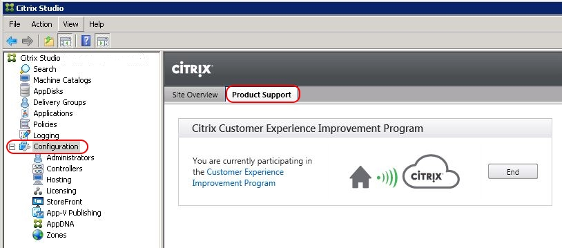 Citrix Delivery Controller unattended installation with PowerShell