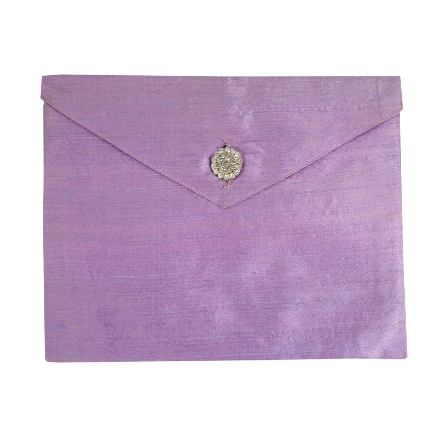 lavender dupioni silk invitation envelope the luxury wedding envelope for your invitation cards wedding invitation envelopes Luxury wedding invitation envelopes