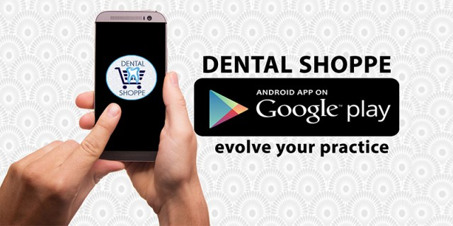 Dental Shoppe Android Application