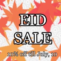 Eid sale on dental equipment