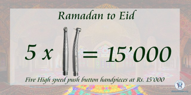 Handpiece Ramadan