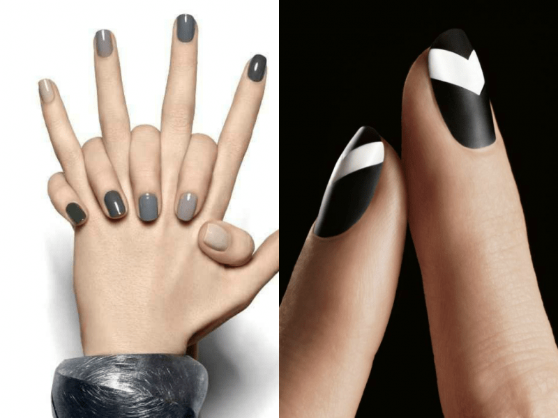 5 Easy Nail Art Ideas You Should Trydentelle Fleurs