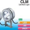 Đèn Led chiếu sáng CLM, đường kính Ø85mm