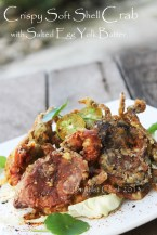 Crispy Fried Soft Shell Crab Recipes