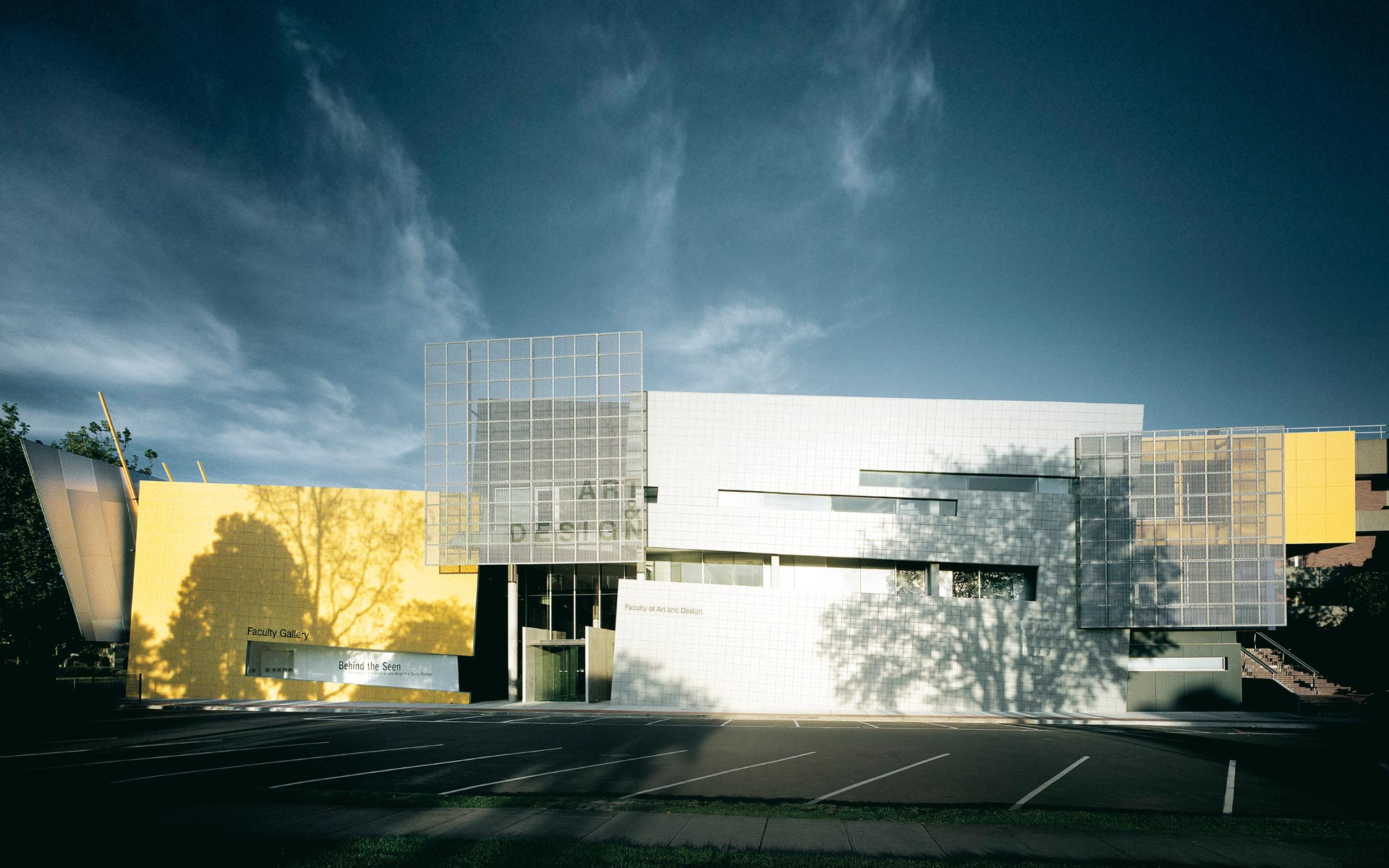 Office Home Faculty Of Art + Design Monash University Melbourne