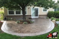 Denver Stamped Concrete Services - Patios & Driveways