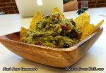 Guacamole with Lime and Black Beans