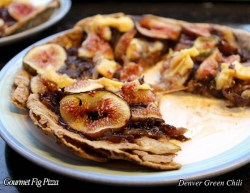 Savory Fig Pizza