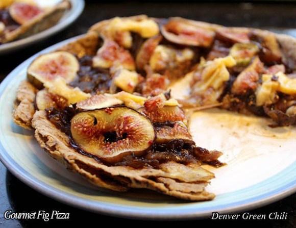Savory Fig Pizza