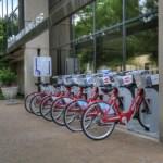 Bicycles in Denver