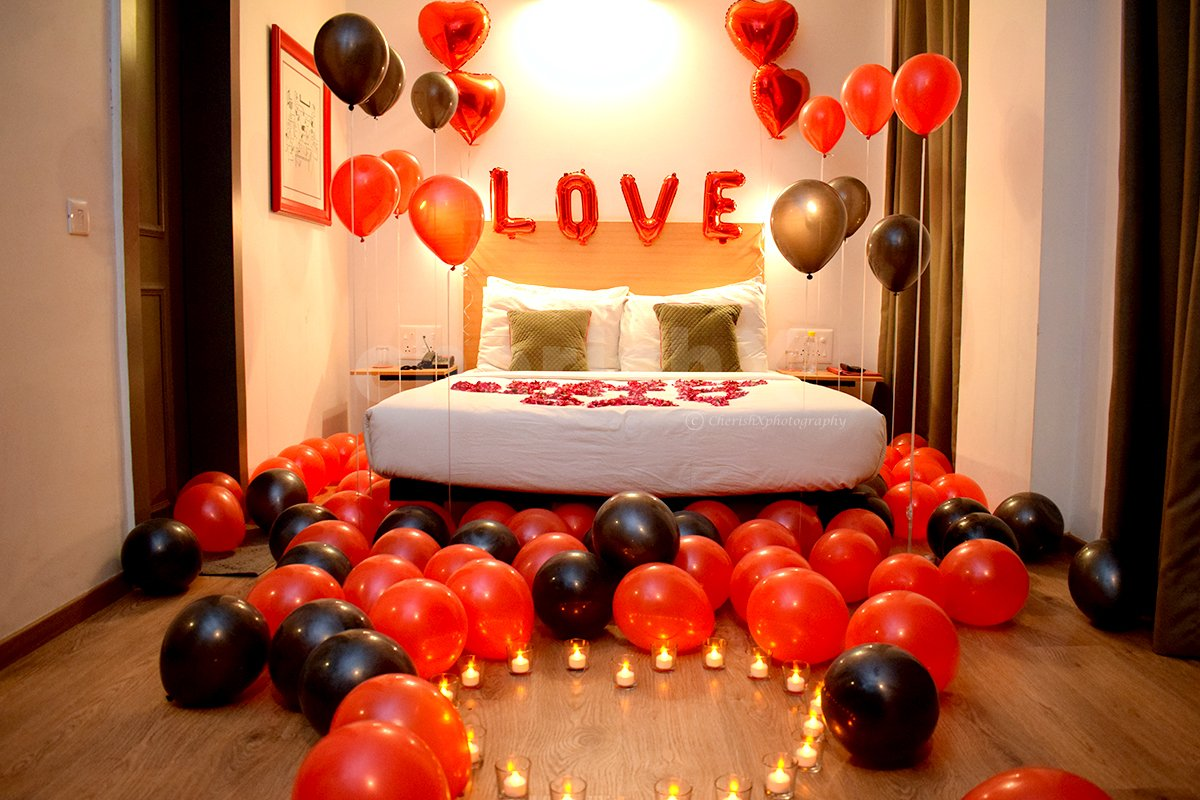 Photo Decoration In Room Romantic Room Decoration Home Decor Photos Gallery