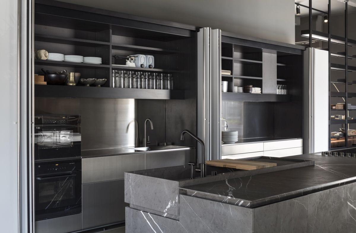 Boffi Kitchen Outlet | Showroom Dis Studio Amsterdam Oud Zuid
