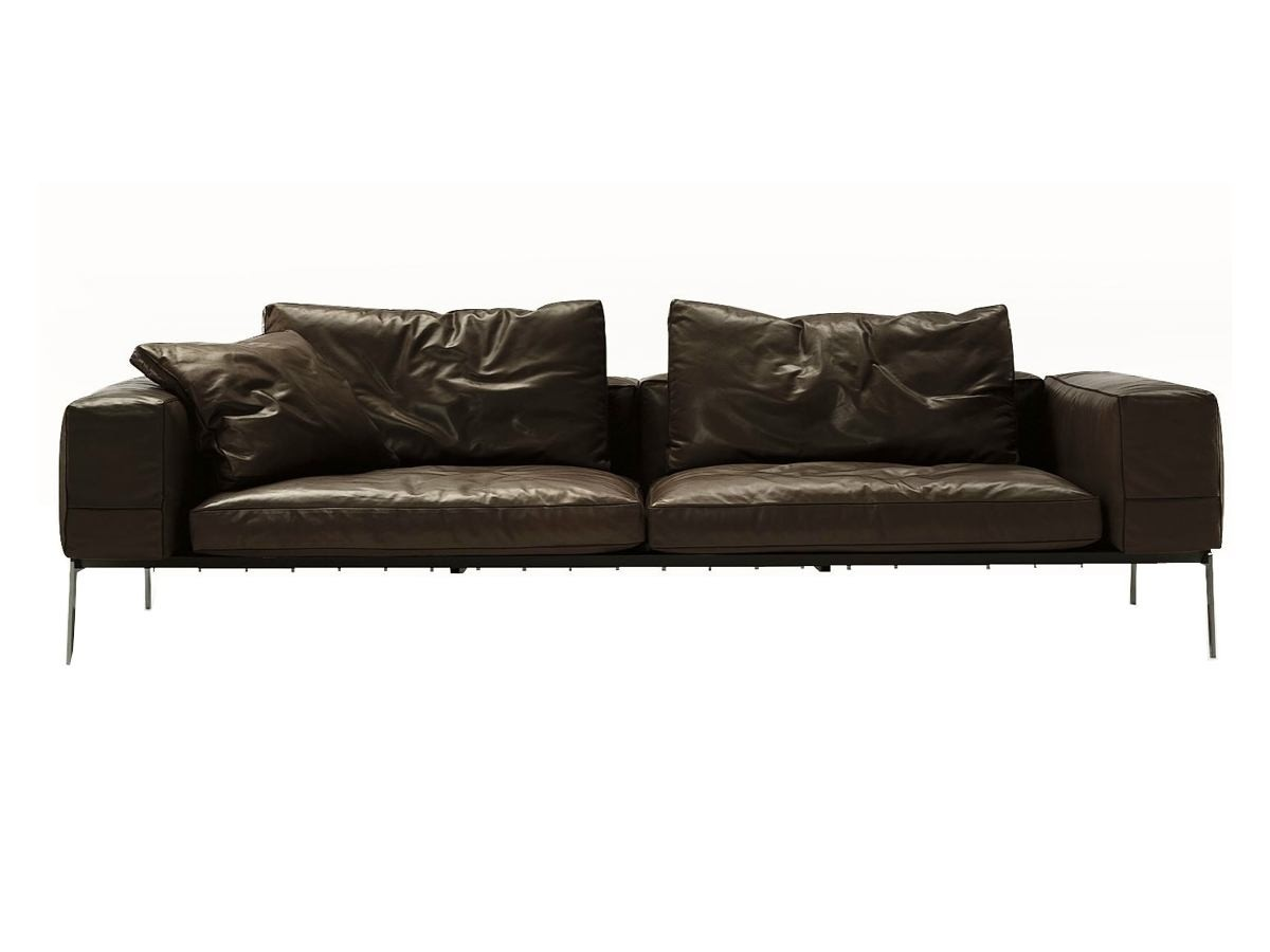 Antonio Citterio City Sofa Flexform Lifesteel Sofa