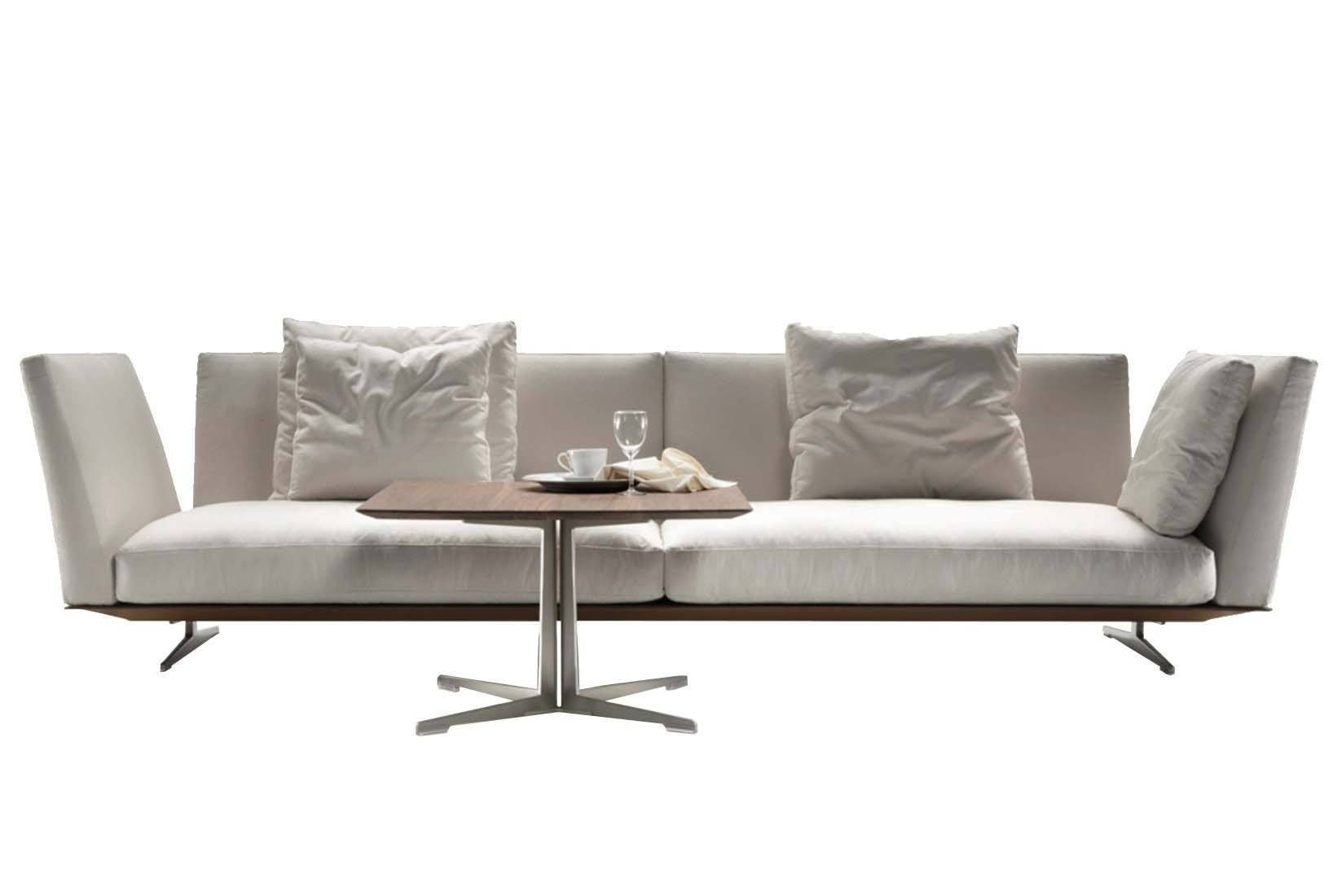 Antonio Citterio City Sofa Flexform Evergreen Sofa