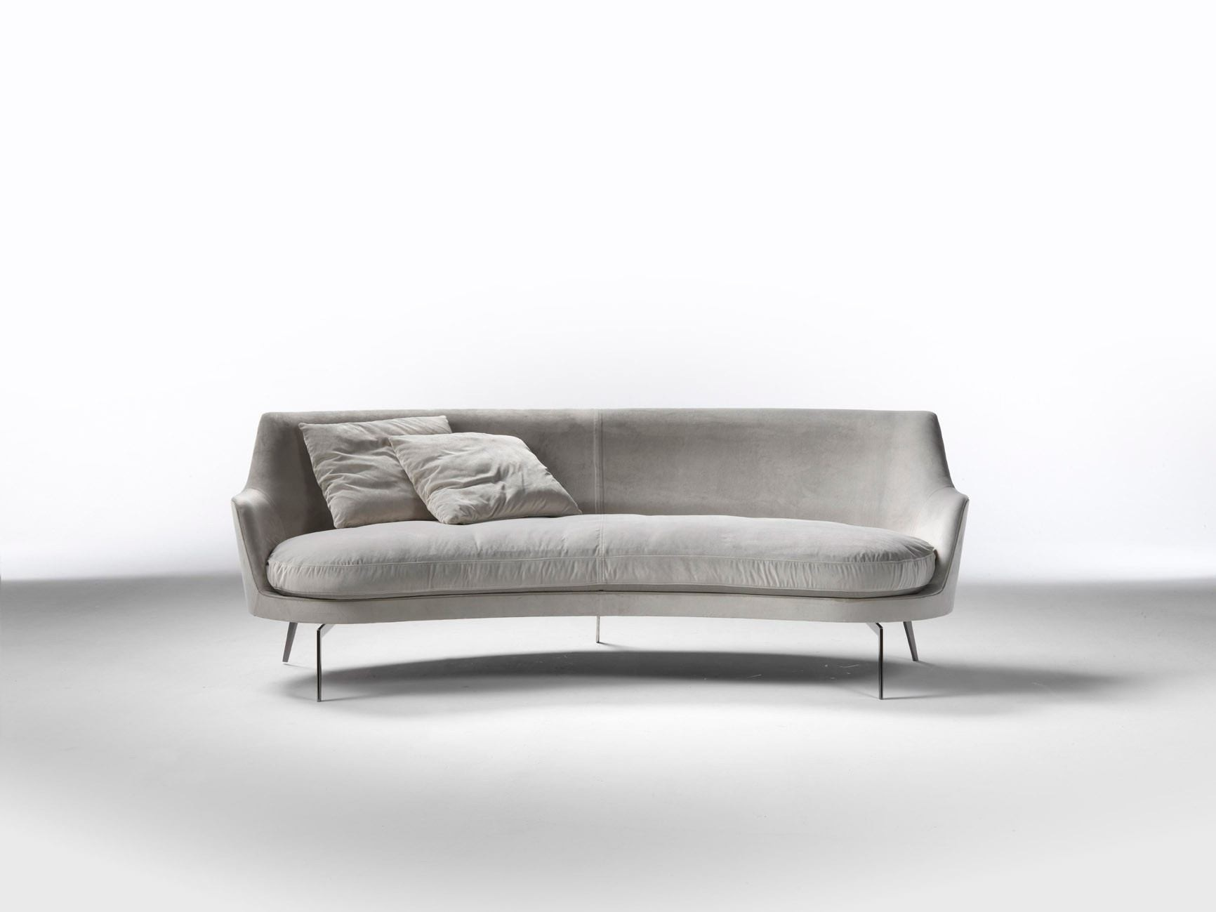 Sofa Helpdesk Flexform Guscio Sofa Deplain
