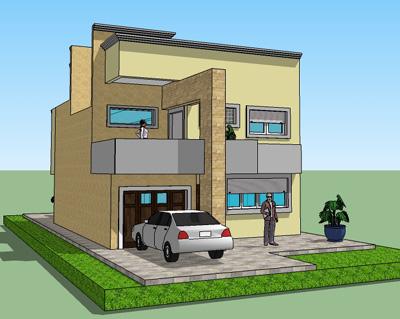 casa sierra colombiana