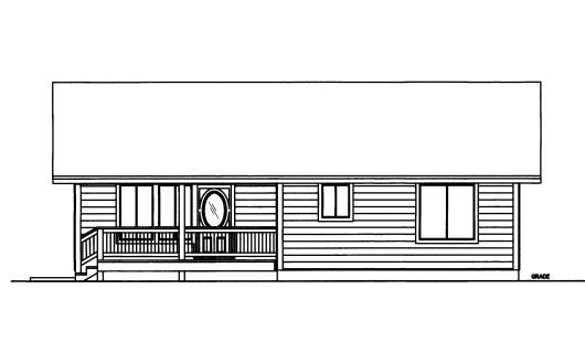 Casa de 1 piso, 2 dormitorios y 101 metros cuadrados