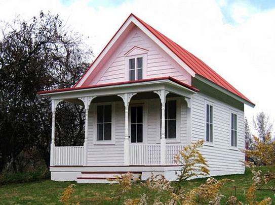 La casa mas pequeña del mundo